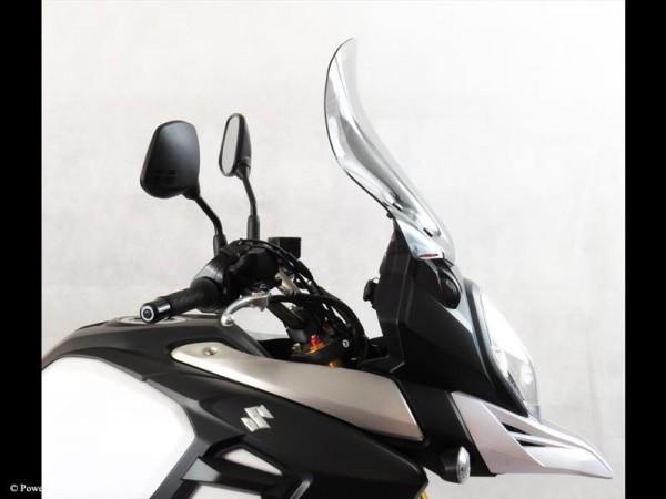 Powerbronze Verkleidungsscheibe Spoiler / Tourenform SUZUKI DL 1000 V-STROM
