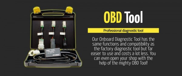 Healtech On Board Diagnose Tool OBD-K01
