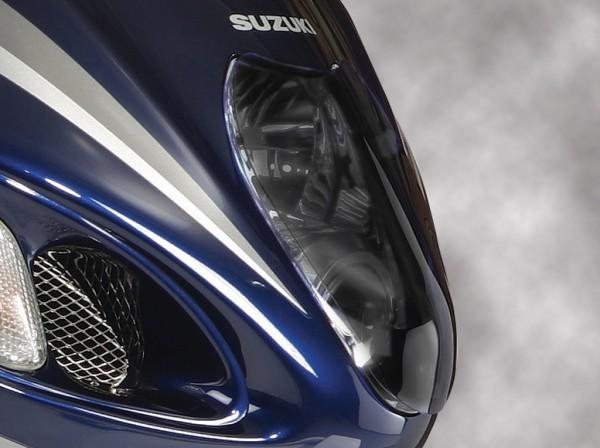 Powerbronze Scheinwerferabdeckungen SUZUKI GSX 1300 R HAYABUSA