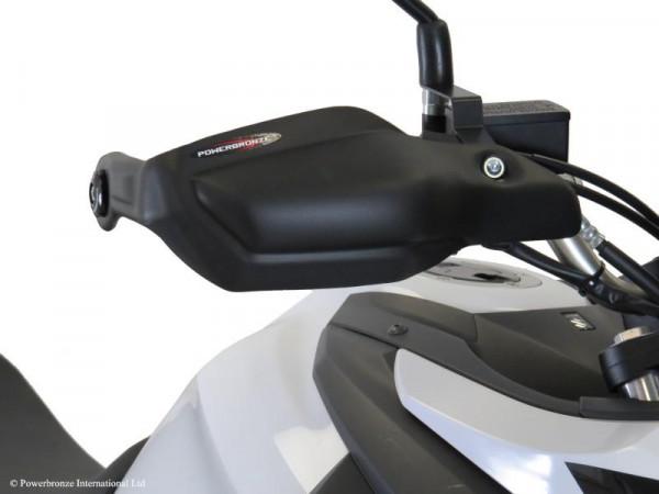 Handprotektoren Suzuki DL 650 V-Strom 17-21 matt schwarz