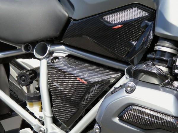 Powerbronze Seitenverkleidungen Carbon BMW