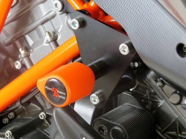 Powerbronze Sturzpad Kit KTM
