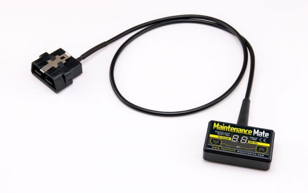 Healtech Service light reset tool for Triumph motorcycles