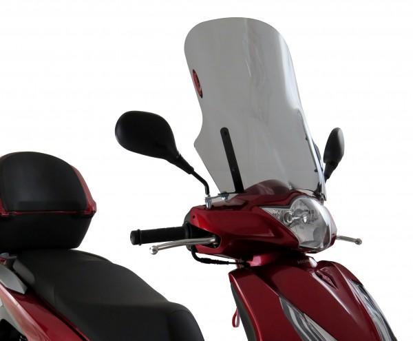 Powerbronze Scooter Windschild Scheinwerfer HONDA