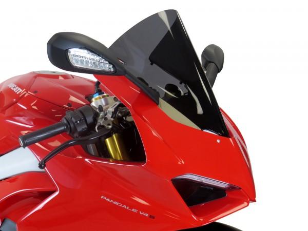 Powerbronze Airflow Racingscheibe (Double- Bubble) DUCATI