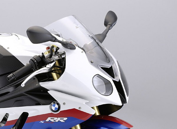 Powerbronze Verkleidungsscheibe Standard Form BMW S 1000 RR