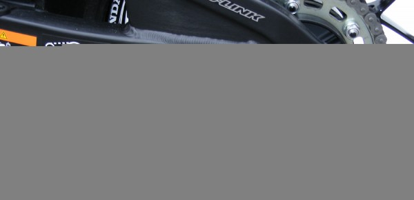 Powerbronze Schwingenprotektoren Kit HONDA CBR 1000 RR
