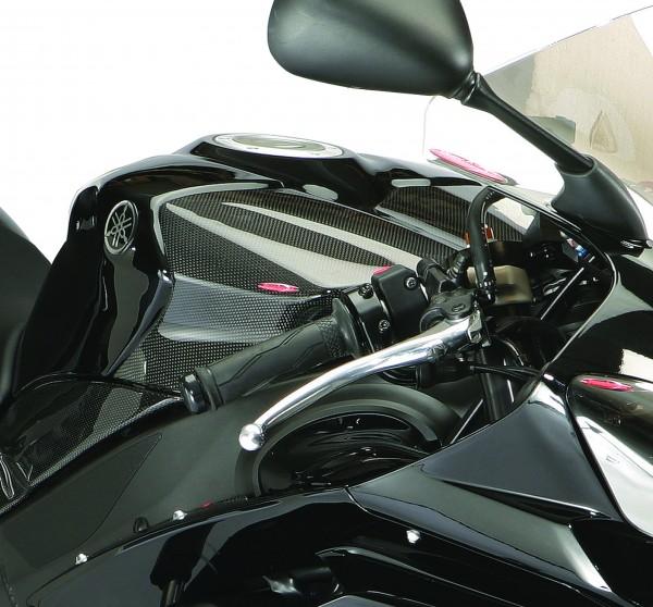Powerbronze Tankabdeckung Carbon YAMAHA YZF-R1