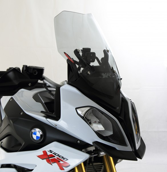 Powerbronze Verkleidungsscheibe Spoiler / Tourenform BMW S 1000 XR