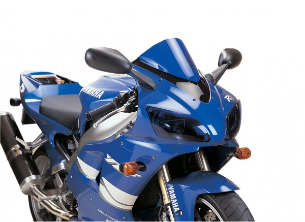 Powerbronze Airflow Racingscheibe (Double- Bubble) YAMAHA YZF-R1
