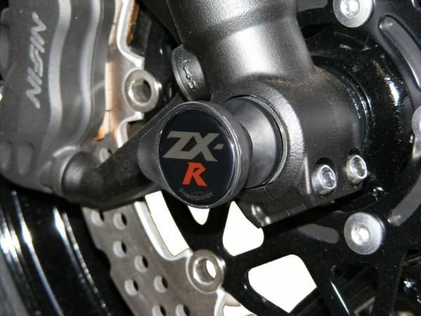 Powerbronze Gabelprotektoren Kit KAWASAKI ZX6-R
