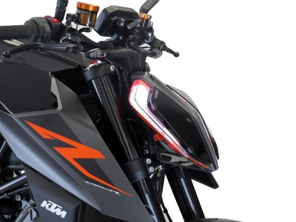 Powerbronze Scheinwerferabdeckungen KTM 1290 SUPER DUKE R