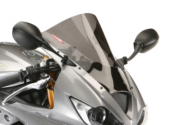 Powerbronze Airflow Racingscheibe (Double- Bubble) TRIUMPH DAYTONA 675