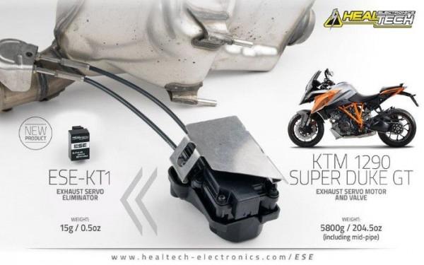 Healtech Auspuffklappen Servo Eliminator ESE-KT1