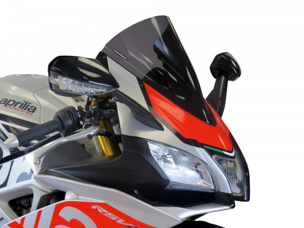 Powerbronze Airflow Racingscheibe (Double- Bubble) APRILIA