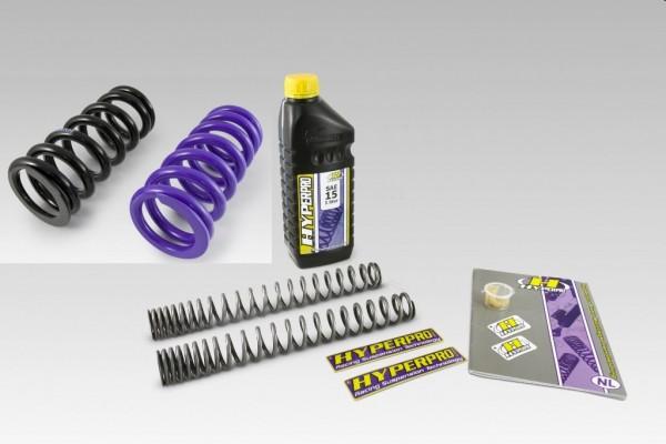Hyperpro Feder Kombi Kit Gabelfedern und Stoßdämpferfedern Yamaha XJR1200